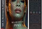 Photoshop照片人物润饰美妆美容智能扩展插件mua retouch panel