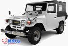 丰田汽车Toyota Land Cruiser J40精细3D模型