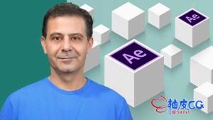 AE三维空间动画制作完整指南视频教程