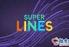 AE流程线条动画插件 Super Lines Promo + 视频教程