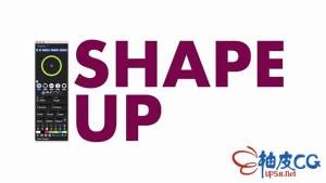 AE自定义生成形状图层动画工具 Shape Up v1.07 + 视频教程