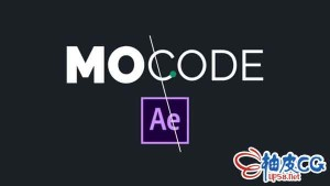 AE表达式脚本代码编辑器插件 MoCode - Code Editor for After Effects