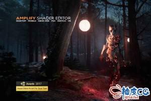Unity插件材质着色器编辑器 Amplify Shader Editor 1.8.5 / 1.8.9.00
