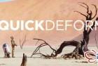 Blender放样建模阵列网格复制插件 QuickDeform v2