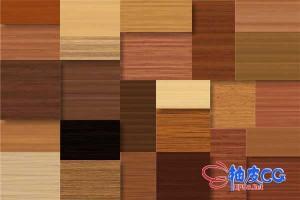 木纹材质高清贴图素材库