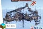 Unity基于单元的自动网格合成器 Mesh Combine Studio 2 v2.985