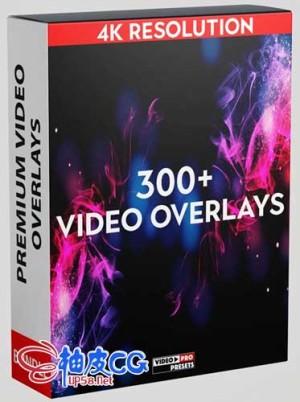 烟花冲击波雨雪火花粒子漏光耀斑特效4K高清叠加视频素材
