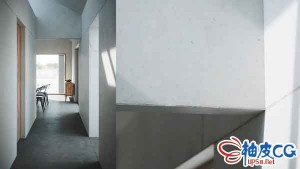 3DSMAAX FStormRender设计简洁风格室内装饰实例视频教程