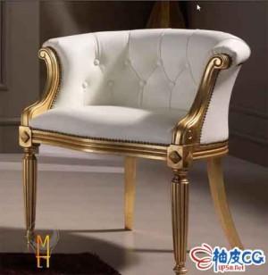 3dsmax经典复古座椅3D建模详细步骤视频教程