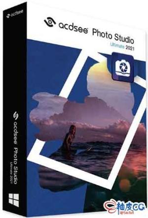照片管理编辑格式转换软件ACDSee Photo Studio Ultimate 2021 14.0.1 Build 2451 x64破解版