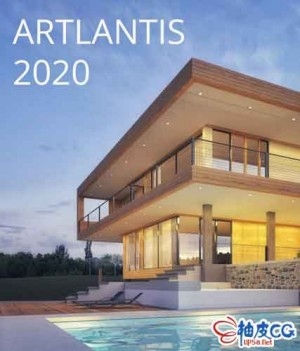 可视化渲染引擎Artlantis 2020 v9.0.2多语言 + 便携式 x64 WIN / MAC