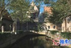 Blender搭建城堡建筑和自然3D环境全程视频教程