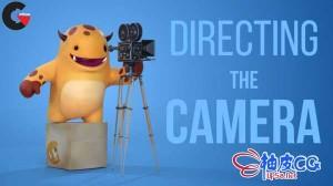 Blender静态摄影现实世界相机技术视频教程