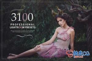 3000+Lightroom浪漫梦幻暖光时尚婚礼食品专业摄影调色预设合集