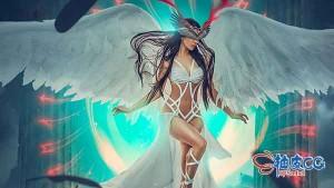 Photoshop中合成西方神话女神高级视频教程