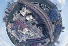 创建任何地方360°全景图小星球视频教程