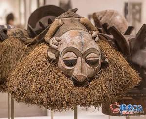 非洲撒哈拉历史雕塑装饰品面具高清图片设计素材合集