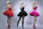 3DSMAX女孩人物角色3D模型