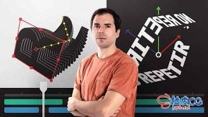 AE + C4D文字排版动画制作技术训练视频教程