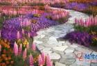 150种3DSMAX逼真园林花卉植物3D模型
