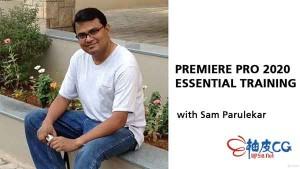 Premiere Pro 2020基础培训视频教程