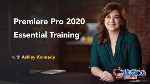 Premiere Pro 2020基础技术培训视频教程