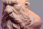 ZBrush 2020数字雕刻精美艺术雕塑技术视频教程
