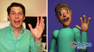 After Effects & Cinema 4D创建3D人物角色动画视频教程