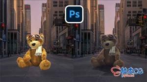 Photoshop高级照明合成技术大师班视频教程
