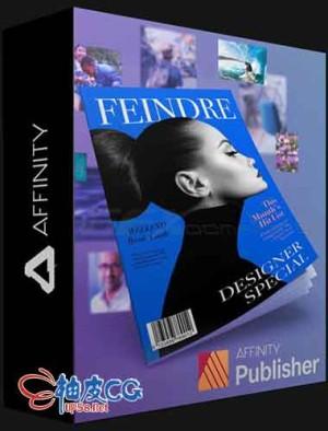 专业图形设计软件Serif Affinity Designer 1.9.0.932 x64 win