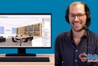 SketchUp Pro 2021三维建模动画基础入门视频教程