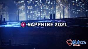 AE / Pr蓝宝石插件Boris FX Sapphire Plug-ins for Adobe 2021.02 x64破解版
