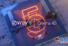 渲染器VRay 5.00.44 for C4D R20 - R23