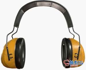 3DSMAX工业耳罩3D护耳模型