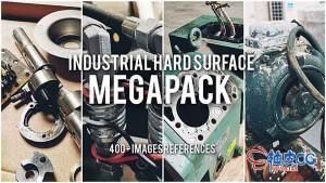 400+工业产品硬表面建模参照照片合集