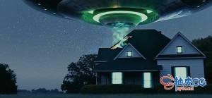 Blender创建外星人绑架VFX镜头视频教程