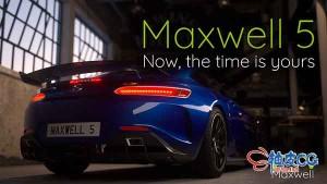 麦克斯韦物理光谱渲染器Maxwell 5 Studio v5.2.0.45 for 3DSMAX Win7 / Win10破解版