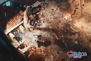 Houdini建筑爆炸VFX特效终极指南视频教程