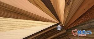 美洲原木木饰木纹高清贴图素材