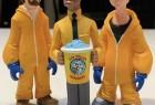 STL绝命毒师系列角色3D打印模型