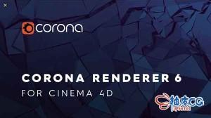 交互式渲染器Corona render 6.2 for C4D R14~S24