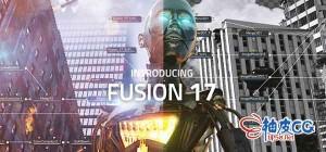 视觉特效合成软件Blackmagic Design Fusion Studio 17.2 build 29