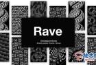 AE模板 时尚动力学狂欢海报版式Instagram故事 Rave Stories