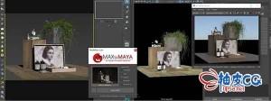 MAYA插件3Dsmax模型转Maya插件 MaxToMaya v2.9 for Maya