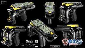 MOI 3D工业产品3D建模基础视频教程