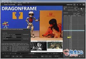 专业定格动画制作软件 Dragonframe 4.2.2 Win64多语言破解版