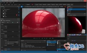 贝拉光谱渲染器引擎破解版bella gui v21.2.0.0