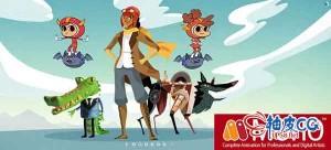 2D卡通角色绑定动画制作软件Moho Pro 13.5.1 Build 20210623多语言破解版 x64