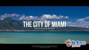 AE模板 美丽城市公共宣传文字动画标题展示 Elegant Slideshow