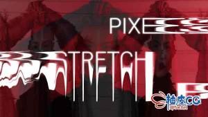 After Effect & Premiere Pro像素拉伸插件 PixelStretch v1.1.0 Mac